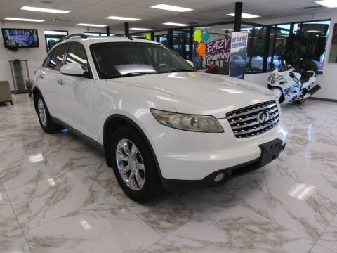 2005 Infiniti FX35 for sale at Dealer One Auto Credit in Oklahoma City OK