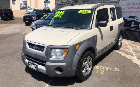 2005 Honda Element for sale at Ohana Auto Sales in Wailuku HI
