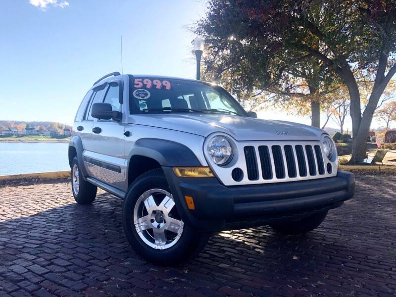 2006 Jeep Liberty for sale at PUTNAM AUTO SALES INC in Marietta OH