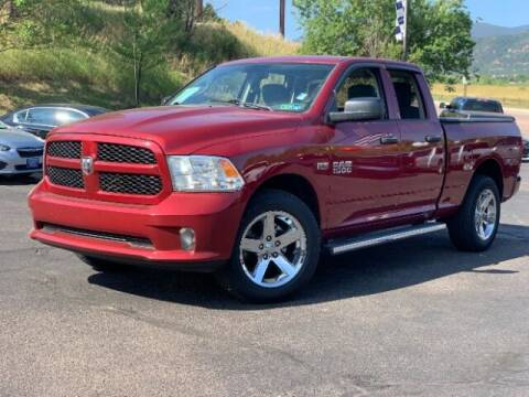 2013 RAM Ram Pickup 1500 for sale at Lakeside Auto Brokers in Colorado Springs CO