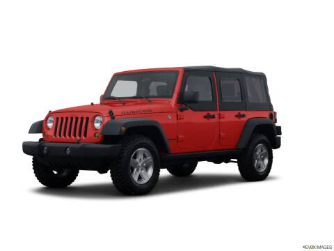 2008 Jeep Wrangler Unlimited for sale at BORGMAN OF HOLLAND LLC in Holland MI