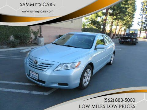 """2009 Toyota Camry for sale at SAMMY""""S CARS in Bellflower CA"""