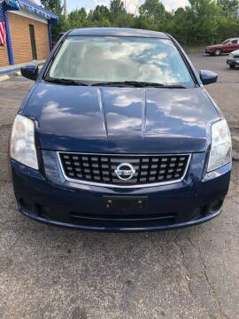 2007 Nissan Sentra for sale at Duke Automotive Group in Cincinnati OH