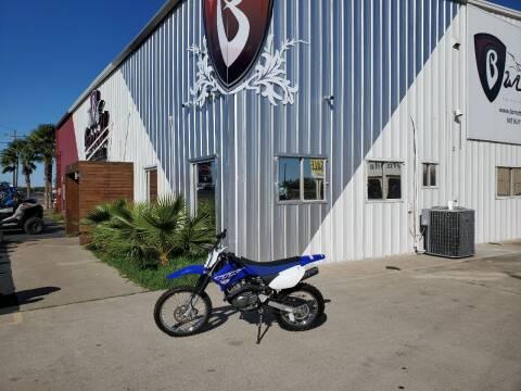 2019 Yamaha TTR 125 LE for sale at Barrett Bikes LLC in San Juan TX