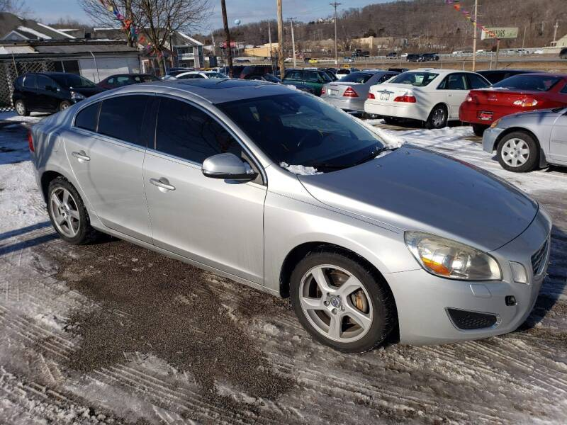 2012 Volvo S60 for sale at BBC Motors INC in Fenton MO