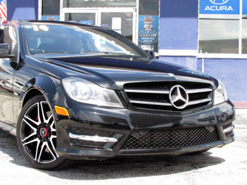 2013 Mercedes-Benz C-Class for sale at Orlando Auto Connect in Orlando FL