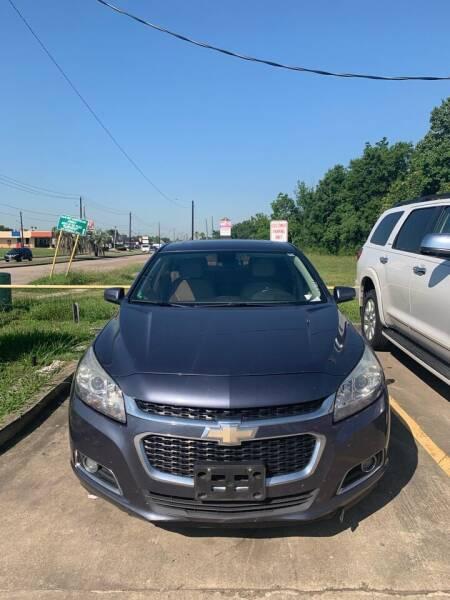2014 Chevrolet Malibu for sale at Houston Auto Emporium in Houston TX