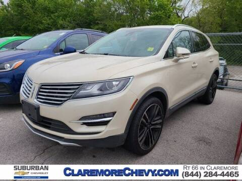 2018 Lincoln MKC for sale at Suburban Chevrolet in Claremore OK