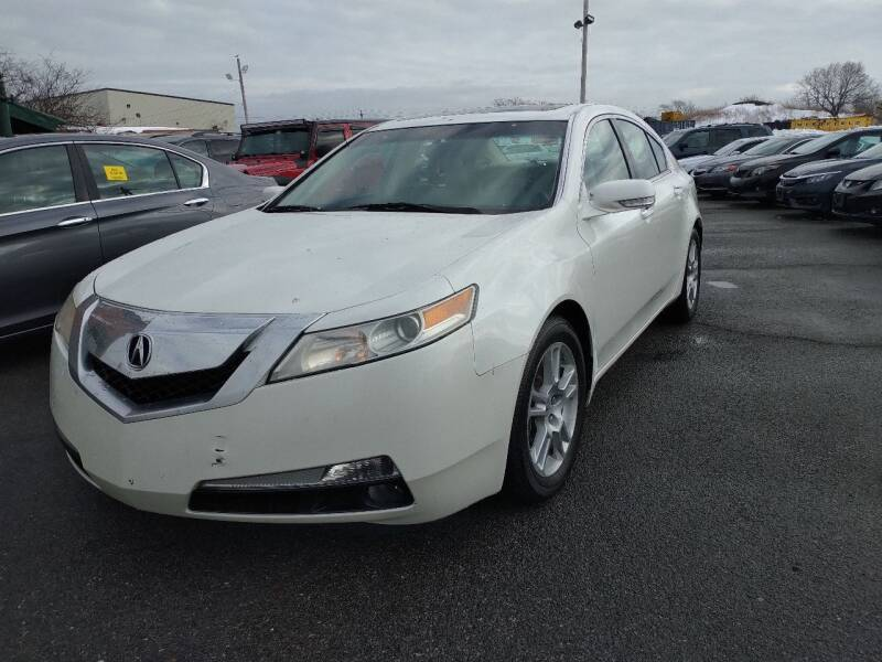 2009 Acura TL for sale at Merrimack Motors in Lawrence MA