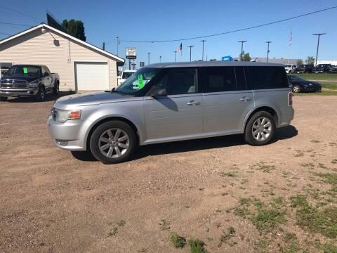 2009 Ford Flex for sale at BLAESER AUTO LLC in Chippewa Falls WI
