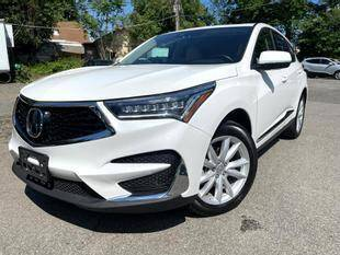 2020 Acura RDX for sale at Rockland Automall - Rockland Motors in West Nyack NY