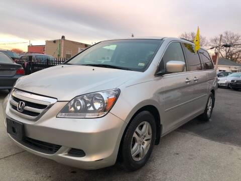 2007 Honda Odyssey for sale at Crestwood Auto Center in Richmond VA
