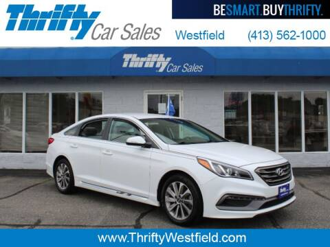 2017 Hyundai Sonata for sale at Thrifty Car Sales Westfield in Westfield MA
