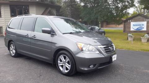 2008 Honda Odyssey for sale at Shores Auto in Lakeland Shores MN
