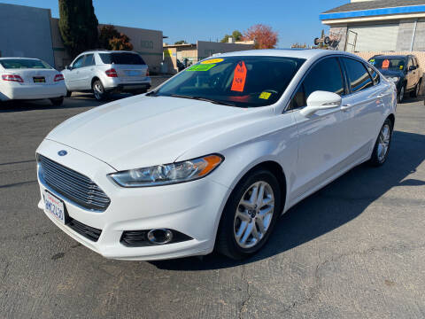 2015 Ford Fusion for sale at Cars 2 Go in Clovis CA