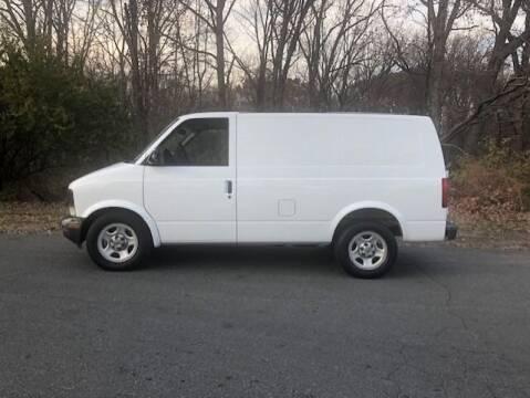 2004 Chevrolet Astro Cargo for sale at Bob's Motors in Washington DC