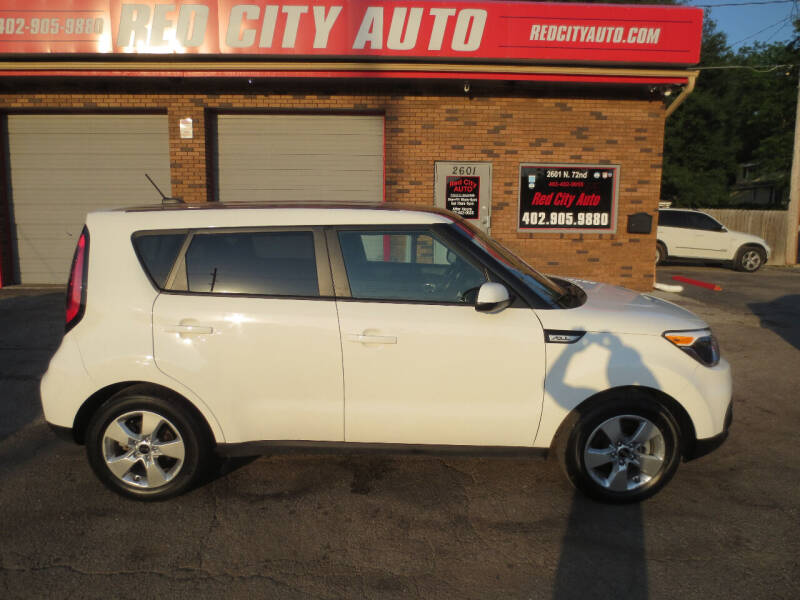 2018 Kia Soul for sale at Red City  Auto in Omaha NE