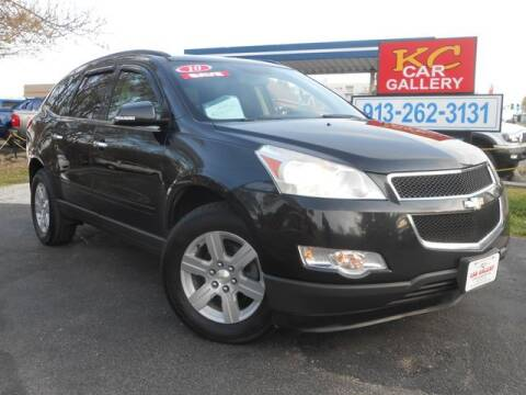 2010 Chevrolet Traverse for sale at KC Car Gallery in Kansas City KS