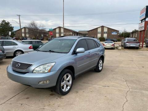 2007 Lexus RX 350 for sale at Car Gallery in Oklahoma City OK