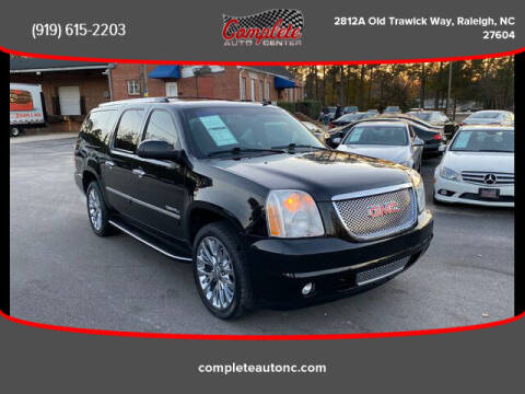 2014 GMC Yukon XL for sale at Complete Auto Center , Inc in Raleigh NC