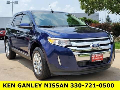 2011 Ford Edge for sale at Ken Ganley Nissan in Medina OH