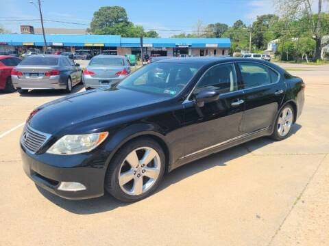 2007 Lexus LS 460 for sale at Auto Expo in Norfolk VA