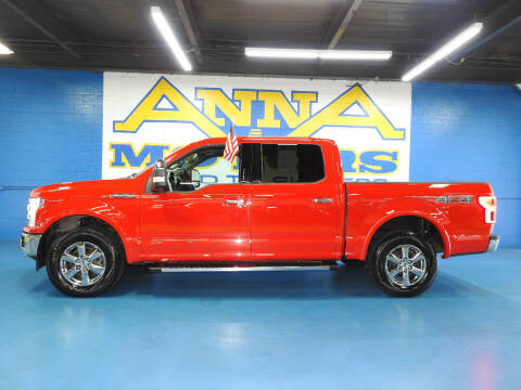 2019 Ford F-150 for sale at ANNA MOTORS, INC. in Detroit MI