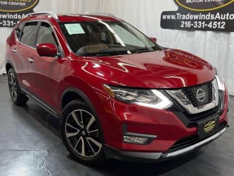2017 Nissan Rogue for sale at TRADEWINDS MOTOR CENTER LLC in Cleveland OH