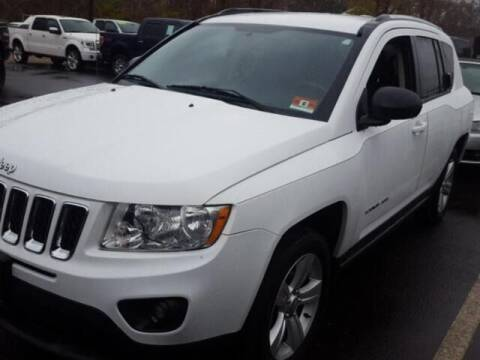 2013 Jeep Compass for sale at Cj king of car loans/JJ's Best Auto Sales in Troy MI