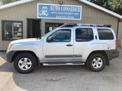 2011 Nissan Xterra for sale at Auto Consider Inc. in Grand Rapids MI
