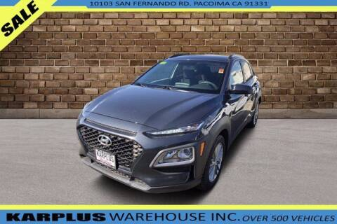 2018 Hyundai Kona for sale at Karplus Warehouse in Pacoima CA