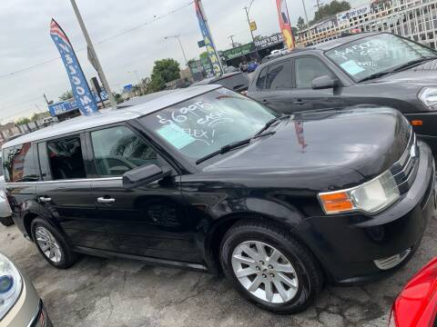 2009 Ford Flex for sale at Olympic Motors in Los Angeles CA