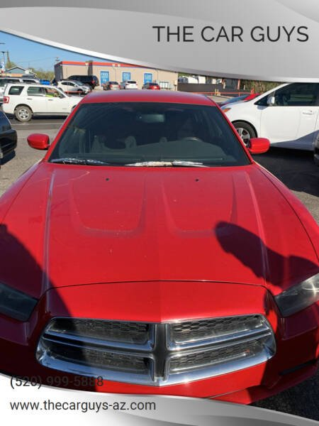 2013 Dodge Charger for sale at The Car Guys in Tucson AZ