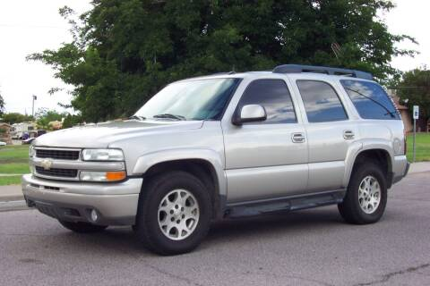 2004 Chevrolet Tahoe for sale at Park N Sell Express in Las Cruces NM