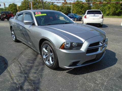 2013 Dodge Charger for sale at River City Auto Sales in Cottage Hills IL