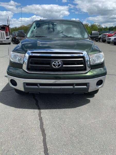 2010 Toyota Tundra for sale at ALAN SCOTT AUTO REPAIR in Brattleboro VT