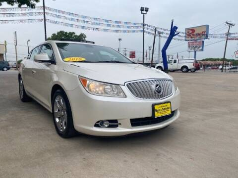 2010 Buick LaCrosse for sale at Russell Smith Auto in Fort Worth TX