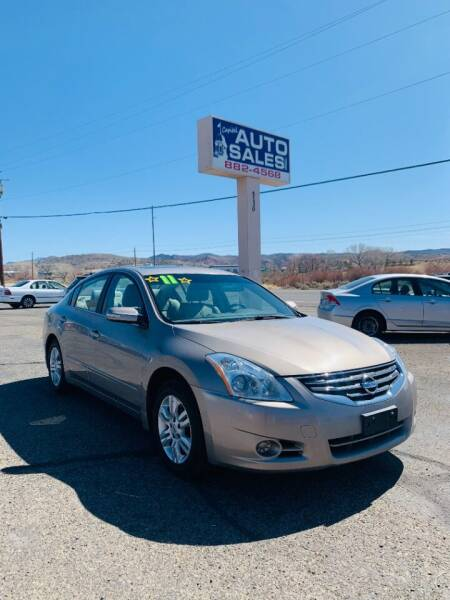 2011 Nissan Altima for sale at Capital Auto Sales in Carson City NV