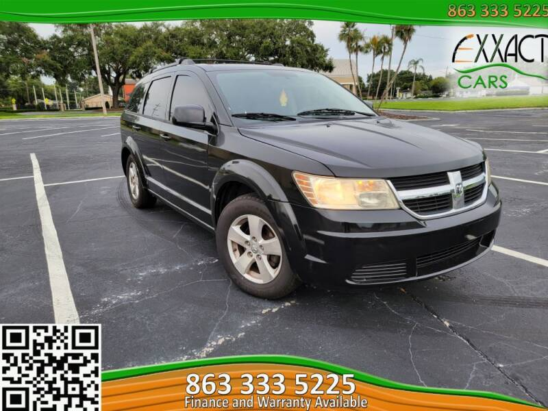 2010 Dodge Journey for sale at Exxact Cars in Lakeland FL