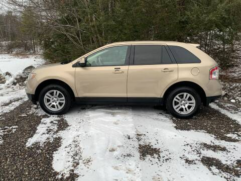 2007 Ford Edge for sale at Top Notch Auto & Truck Sales in Gilmanton NH