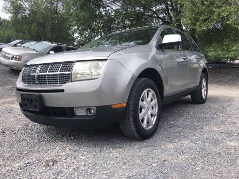 2008 Lincoln MKX for sale at Action Automotive Service LLC in Hudson NY