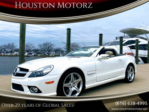 2009 Mercedes-Benz SL-Class for sale at Houston Motorz in Nunica MI