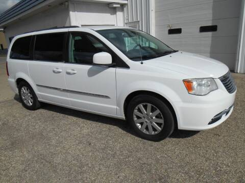 2014 Chrysler Town and Country for sale at Unity Motors LLC in Jenison MI