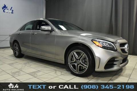 2020 Mercedes-Benz C-Class for sale at AUTO HOLDING in Hillside NJ