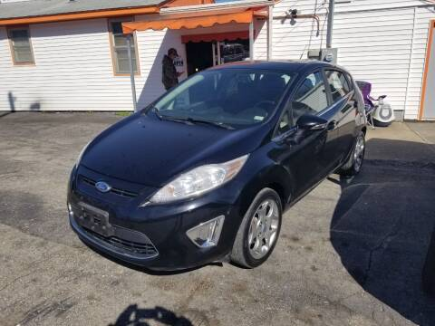 2012 Ford Fiesta for sale at Bakers Car Corral in Sedalia MO