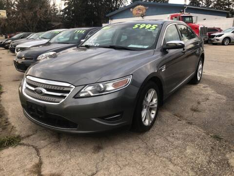 2011 Ford Taurus for sale at Don's Sport Cars in Hortonville WI