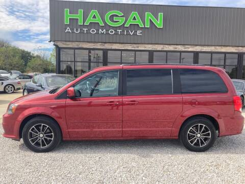 2015 Dodge Grand Caravan for sale at Hagan Automotive in Chatham IL