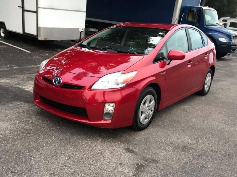 2010 Toyota Prius for sale at Nelivan Auto in Orlando FL