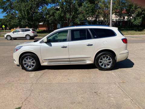 2014 Buick Enclave for sale at Mulder Auto Tire and Lube in Orange City IA