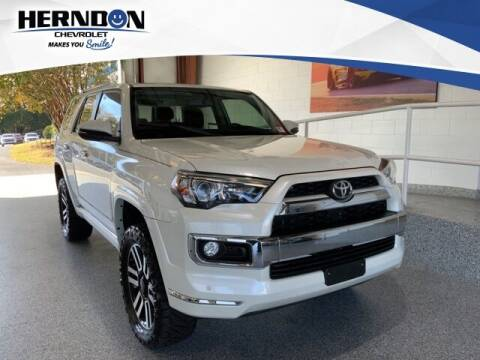 2018 Toyota 4Runner for sale at Herndon Chevrolet in Lexington SC